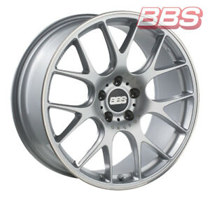 Bbs Wheels Ch r 8 5x19 Et40 5x112 Sil For Audi A3 A4 A6 A6 Allroad A7 Q3 Q5 Rs3