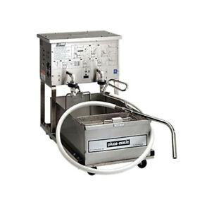 Pitco P18 Portable 75lb Capacity Deep Fryer Oil Filter