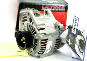 Ultima 13763 Reman Alternator Chrysler Concorde Dodge Intrepid V6 2 7l 98 01