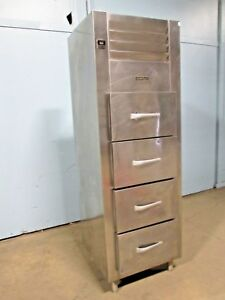traulsen Rfs126n H d Commercial nsf 4 Drawers Upright S s Refrigerator