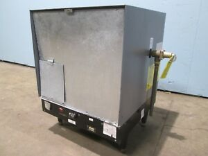 hatco S 45 Hd Commercial 3ph 208v 45 0kw nsf Dish Washer Hot Water Booster