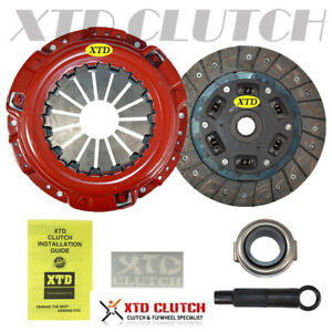 Xtd Stage 2 Sport Clutch Kit Honda Prelude Accord 2 2l 2 3l H22 H23 F22 F23