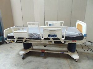 Stryker Secure Ii 3002 Electric Hospital Bed With Isoflex Mattress Sr574