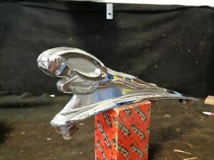 1946 1947 1948 46 47 48 Dodge Car Hood Ornament Used Take Off Oem Ram Mascot