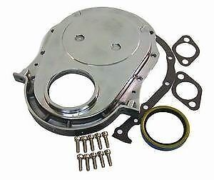 Rpc R8422 Bbc Chevy 454 Aluminum Timing Cover W bolt Gaskets Seal