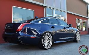 21 Road Force Rf15 Wheels For Jaguar Xj Xj8 Xjl Xf Xk8 Xkr Xjr 21x9 0 21x10 5
