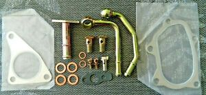 New Forced Performance Gasket Water Line Bolt Kit For Wrx Sti With Fp Turbo
