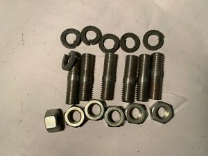 66 71 Mopar B E Body 426 Hemi Oem Correct Engine Mounting Stud Set