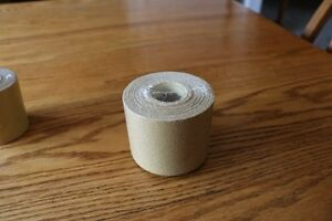 2 3 4 Long Board Psa 10yd Sandpaper Roll 80 Grit Compairs To 3 M