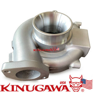 3 Inches Inlet Turbo Compressor Housing 4g63t Evo 9 Td05hr Td06sl2 20g