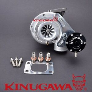 Kinugawa Billet Turbocharger Saab 9 3 9 5 B235r Upgrade Td04hl 19t W 6cm Hsg