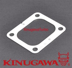 Kinugawa For Garrett T4 T04 Gt40 Gt42 Turbo Manifold Exhaust Steel Gasket