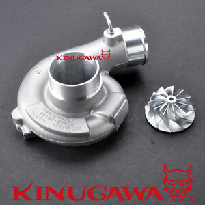 Kinugawa Compressor Housing 20t Gtx Billet Wheel Upgrade For Subaru Td04l13t