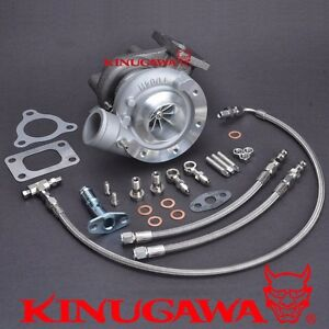 Kinugawa Billet Turbocharger Td04hl 20t W 6cm T25 External 1 6 2l 250 300hp