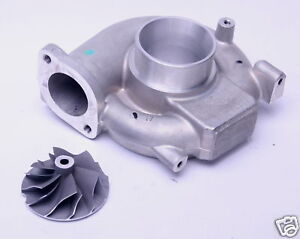 Turbo Compressor Housing Td05hr 20g Wheel Evo 4 8