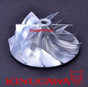 Billet Turbo Compressor Wheel Mitsubishi Saab 9000 Aero Td04hl 15g 43 4 55 7 Mm
