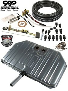 1968 69 Olds Cutlass 442 Ls Efi Fuel Injection Notched Gas Tank Conversion Kit