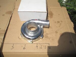 New Obx R Racing Sports Turbo Turbocharger Compressor Housing