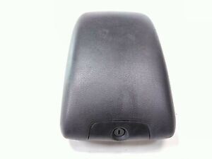13 Jeep Wrangler Jk Center Console Armrest Storage Cover Lid M01001111ahx9