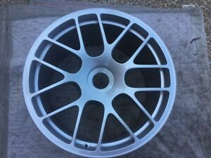 Porsche 997 Oem Factory Genuine 19 Rs Spyder Single 1 Center Lock Rear Wheel