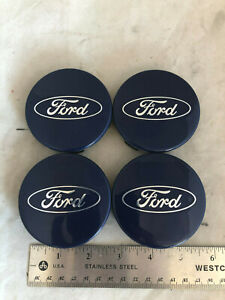Set Of 4 2015 17 Ford F 150 F150 Expedition Center Hub Cap Oe Fl34 1a096 Ba Fa