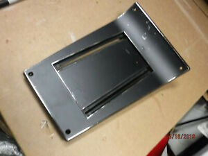 New Blem 70 72 Camaro Automatic Center Console Shift Plate Surround Ss Rs Z 28