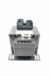Hammond Pt1000mqmj Voltage Transformer 1ph 1000va 240 480v ac 120v ac