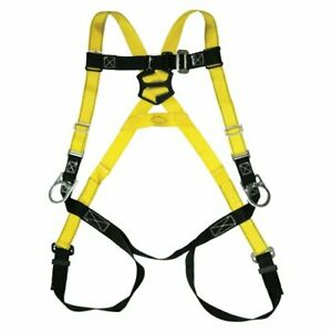 Guardian Fall Protection 01110 Size S l Huv Universal Harness W side D rings New
