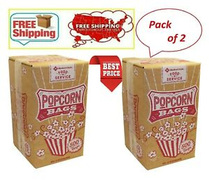 Member s Mark Popcorn Bags 1 5 Oz 500 Ct 2 Pack