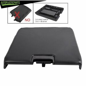 Black Center Console Lid Bench For Chevy Silverado Gmc Sierra 924 836 20864154