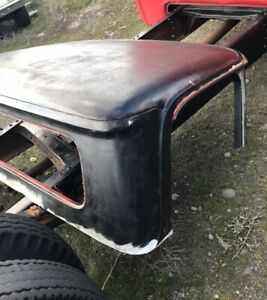 1957 58 59 1960 Ford Pickup Truck F Ser Cab Roof 57 58 59 60 Work W Your Ship