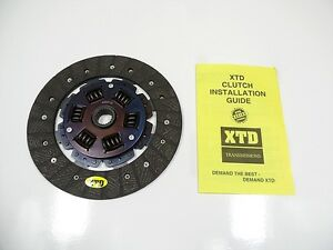 Xtd Stage 2 Pro Clutch Disc 94 05 Mazda Mx 5 Miata 1 8l Mazdaspeed Turbo