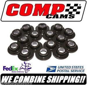 Comp Cams 10 Steel Retainers For Comp 26120 Beehive Valve Springs 795 16