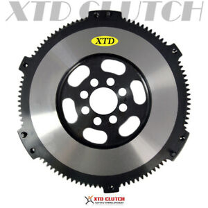 Xtd Pro 13lbs Chrome Moly Clutch Flywheel For Nissan 180sx Ca18det