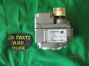 New Robertshaw Unitrol Millvolt Non regulated Gas Control Valve 7000amsm 3 4