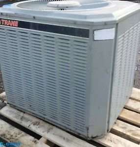 Trane Air Conditioner Ph 3 460v Model Tt036c400ao Delivery Available