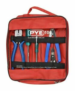 1x Pye Electrician s Tool Kit Pye 106 5 Tools Best For The Electrician s Job