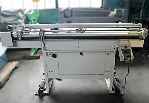 Ats Quick Load Servo Bar Feeder Barloader Ml 580