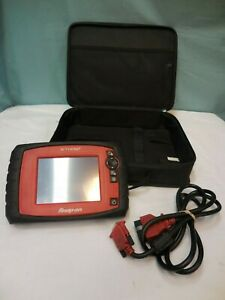 Snap On Ethos Plus Eesc319 Automotive Scan Tool W Carry Bag Snapon