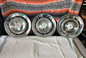 1959 Cadillac Hubcaps 3 Available