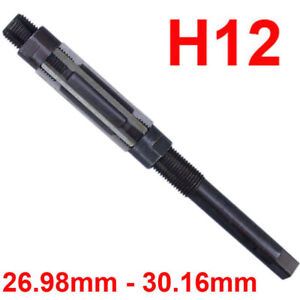 H12 Adjustable Hand Reamer Size 1 1 16 To 1 3 16 26 98mm To 30 16mm