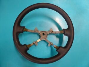 01 Toyota Camry Custom Padded Steering Wheel New Leather