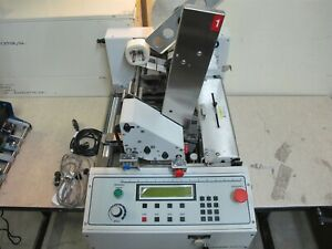 Hasler Ht25 Double Tabber Stamp Affixer Direct Mail Tabbing Machine