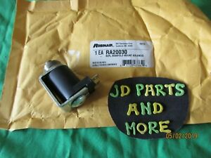 New Genuine Robinair Replacement Manifold Mount Solenoid Ra20030 531027 Parker