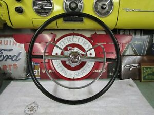 1955 Mercury Montclair Steering Wheel Horn Ring