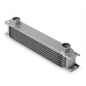 Earls 40700erl 7 Row Oil Cooler Core Gray