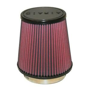 Airaid 700 453 Synthaflow Air Filter Red 6in Tall Tapered Conical