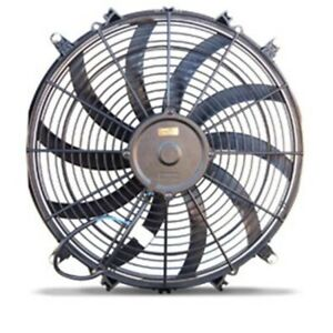 Afco 80179 Electric Cooling Fan 14 Inch S blade