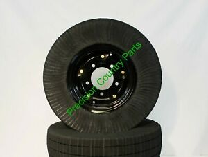 21 6x9 Laminated Tire For Rotary Cutters Batwing Mowers 5 Bolt