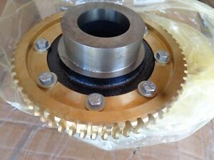 New Cnh 84510369 Worm Gear For New Holland Manure Spreader